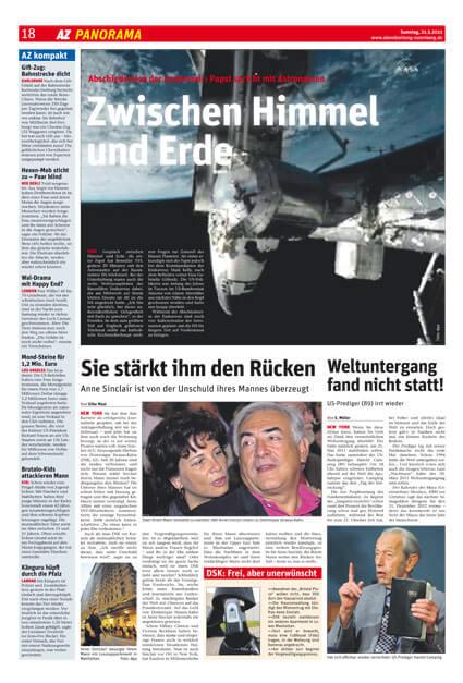 Tageszeitung Nürnberg
