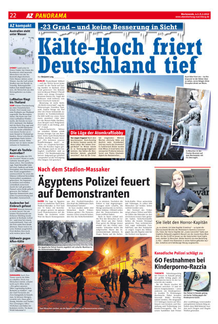 Nürnberg Tageszeitung